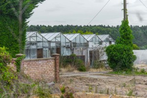 Maulden development which sits on the site of a former garden centre