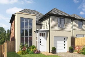 Individual and stylish homes from Maulden Vale
