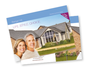 Badger Hill brochure for Maulden Vale - Property developers in Bedfordshire