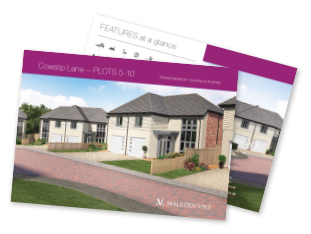 Gamlingay download brochure Plots 5 - 10 - Malden Vale Developments