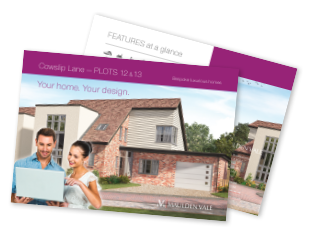 Gamlingay download brochure Plots 12 and 13 - Malden Vale Developments