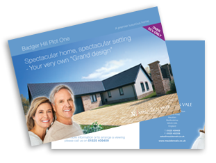 Badger Hill Plot 1 brochure - A stunning Maulden Vale property